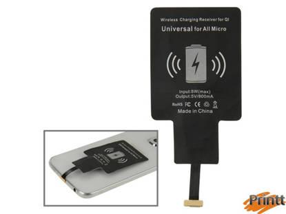 Immagine di Charger Wireless Receiver micro usb