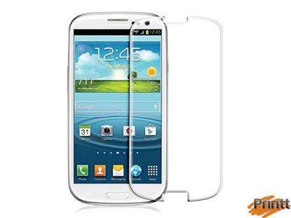 Immagine di Pellicola Vetro Temperato Samsung Galaxy S3