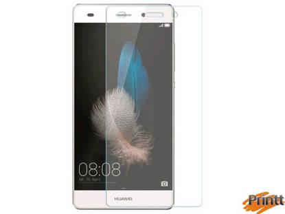 Immagine di Pellicola Vetro Temperato Huawei P10 Lite
