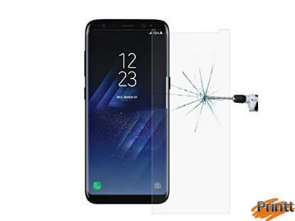 Immagine di Pellicola Vetro Temperato Samsung S8+