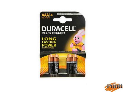 Immagine di Duracell Mini Stilo Plus Power