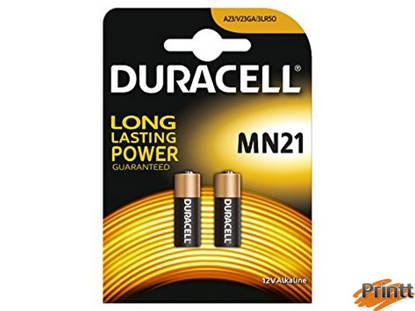 Immagine di Batterie Alkaline MN21 (12V)DURACELL