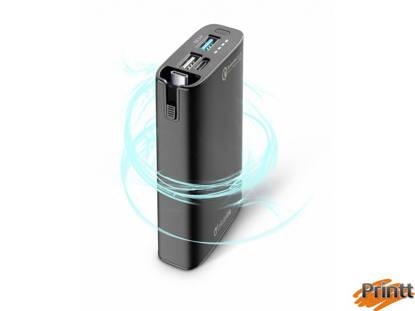 Immagine di Power Bank esterno per Smartphone QC 3,0 6700mAh nero