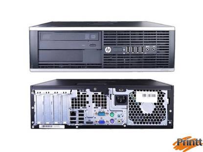 Immagine di Pc HP 6200 PRO I3-2100/4GB/250GB/DVDRW/WIN7PRO RIGENERATO