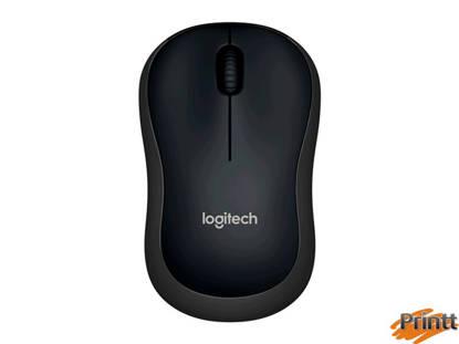 Immagine di Mouse logitech Wireless B220 SILENT NERO USB Ricevitore Nano
