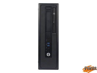 Immagine di Pc HP 6300 SFF AMD A4-5300B /4GB/500GB/DVD-RW/WIN7P RIGENERATO