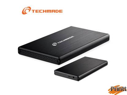 """Immagine di TECHMADE BOX ESTERNO 2,5"""" USB 3.0"""