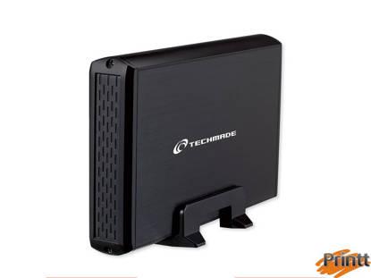 """Immagine di TECHMADE BOX ESTERNO 3,5"""" USB 2.0"""