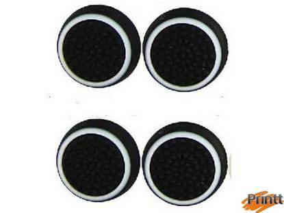 Immagine di Gommini copri joystick in tre diversi formati  per pad PS4, PS3, Xbox One, Xbox 360