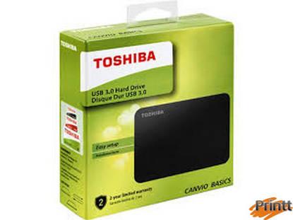 Immagine di Hard Disk 4Tb Usb 3.0 Toshiba Canvio