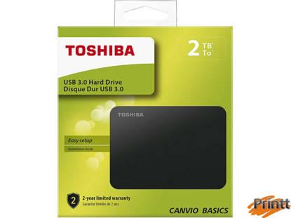Immagine di Hard Disk 2Tb Usb 3.0 Toshiba Canvio