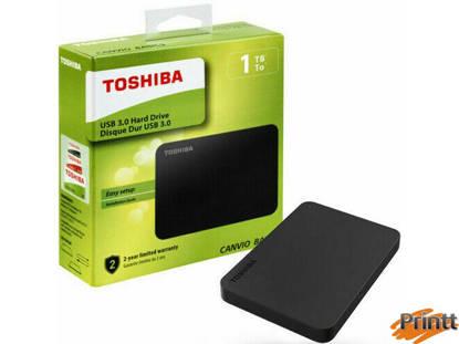 Immagine di Hard Disk 1Tb Usb 3.0 Toshiba Canvio