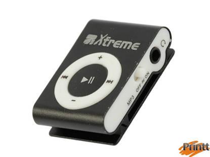 Immagine di LETTORE MP3 XTREME CON MICRO DA 4GB BLACK