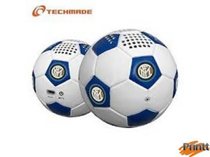 Immagine di TECHMADE FOOTBALL SPEAKER UFFICIALE INTER