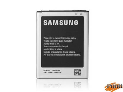 Immagine di Batteria Samsung Galaxy S4 MINI  (1900 mAh) B500BE