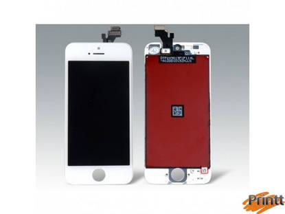 Immagine di Vetro + Display Iphone 5s Bianco