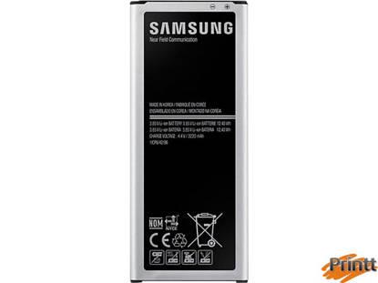 Immagine di Batteria Samsung Galaxy Note 4  (3220  mAh) EB-BN910BBE