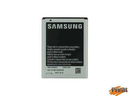 Immagine di Batteria Samsung Galaxy Note  (2500  mAh) EB-615268VU BULK