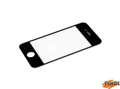 Immagine di Vetro + Display Iphone 6S PLUS BLACK PREMIUM
