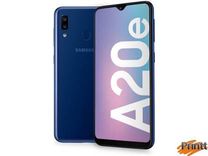 Immagine di Cell. Samsung A20e Blu