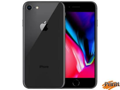 Immagine di Cell. Apple iPhone 8 64Gb Gray RIGENERATO ITANCIA