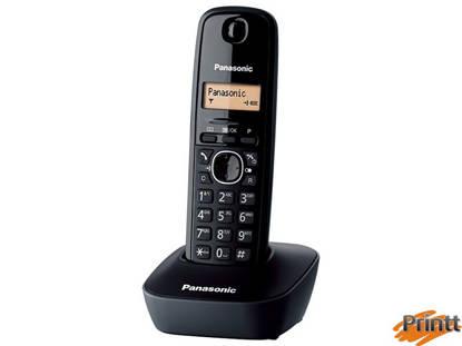Immagine di Telefono cordless Panasonic KX-TG1611