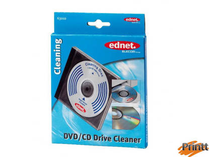 Immagine di KIT DI PULIZIA PER LE LENTI DEI CD ROM E DVD