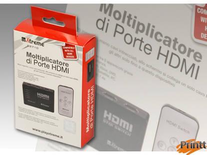 Immagine di BOX MOLTIPLICATORE PORTE HDMI CON TELECOMANDO