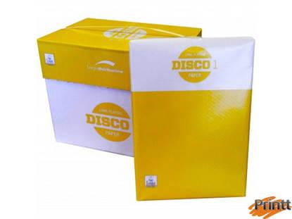 Immagine di Risma di carta  A4 - 500 FOGLI BURGO DISCO 1