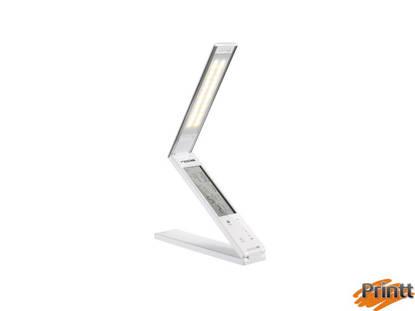 Immagine di LAMPADA LED DA TAVOLO PORTATILE NODIS NT-L03