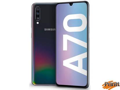 Immagine di Cell. Samsung A70 Blu