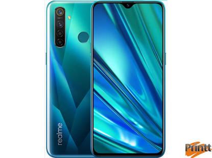 Immagine di Cell. Realme 5 Pro8+128gb Crystal Green