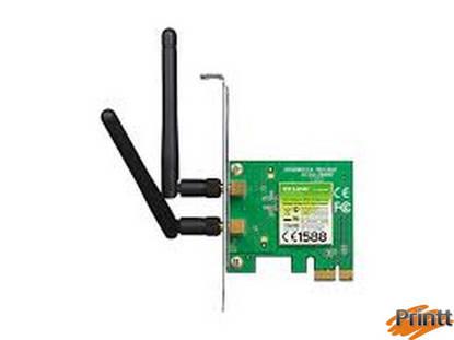 Immagine di SCHEDA DI RETE 300MBIT WLAN PCI-E TP-LINK TL-WN881ND