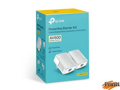 Immagine di Powerline Starter Kit TL-PA411