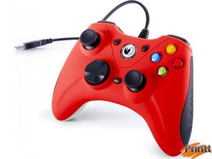Immagine di NACON PC USB JOYPAD RED