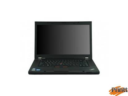 """Immagine di Notebook Lenovo T530 I5-3320M/4GB/320GB/DVD-RW/15,6""""HD/CAM/WIN7P RIGENERATO"""
