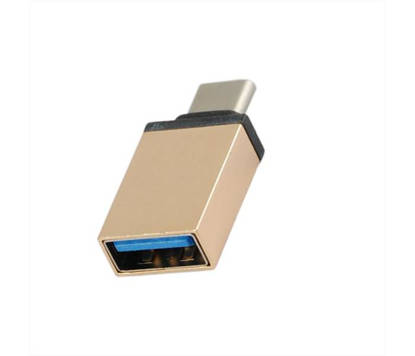 Immagine di ADATTATORE OTG USB 2.0 TO TYPE C