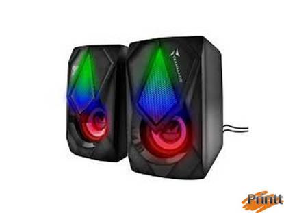 Immagine di TECHMADE SPEAKER GAMING RGB