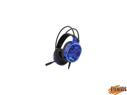 Immagine di CUFFIA PLANET 7,1 USB 2MT BLU LED PS4/PS5 XTREME