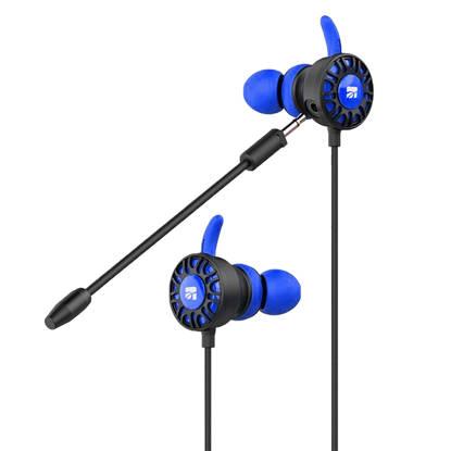 Immagine di EARPHONE DEEP PS4/PS5/XBOX-ONE/X/S CON MICROFONO