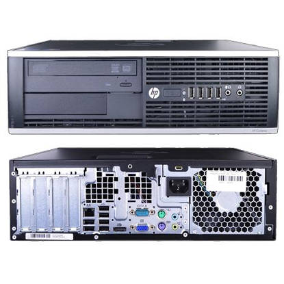 Immagine di Pc HP RP5800 I5-2400/4GB/500GB/DVDRW/WIN7PRO RIGENERATO