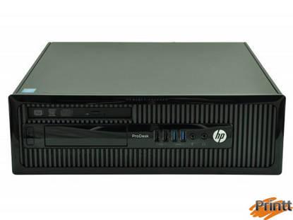 Immagine di PC HP 400 G1 I3-4130/4Gb/500Gb/W8PRO RIGENERATO