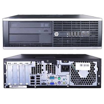 Immagine di Pc HP RP5800 I3-2120/4GB/250GB/DVDRW/WIN7PRO RIGENERATO