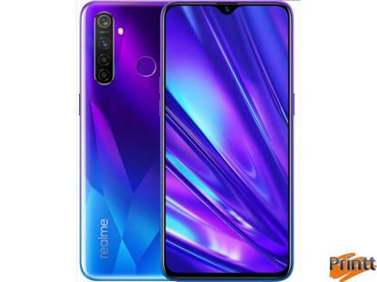 Immagine di Cell. Realme 7 5G Baltic Blue