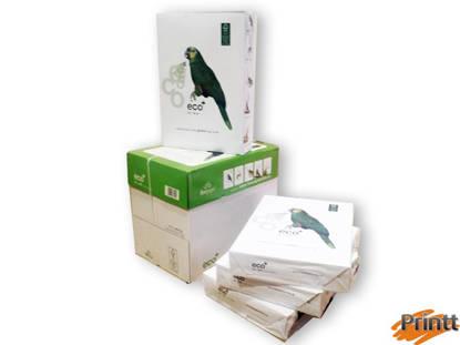 Immagine di Risma di carta  A4 - 500 FOGLI BURGO DISCO 33